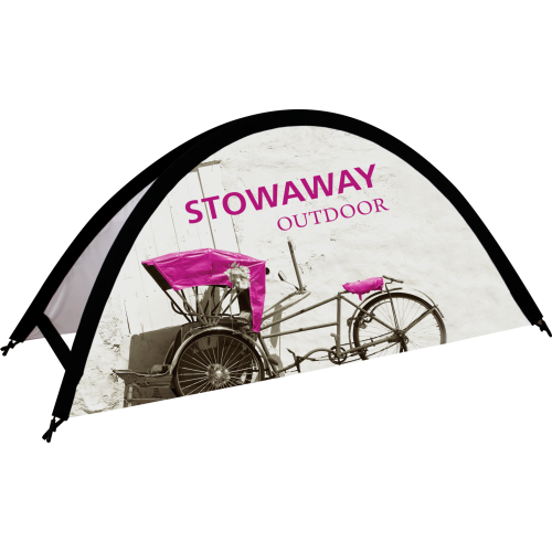 Stowaway 3 - Small Outdoor Sign