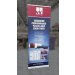 Barracuda 800 Retractable Banner Stand